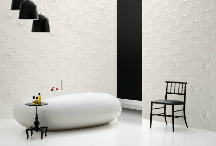 marcel wanders Meet Marcel Wanders' Spectacular Bathroom Collection: Bagno Bisazza featured 3