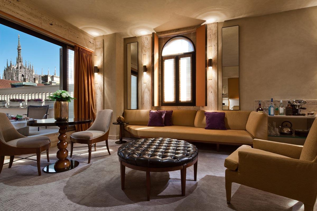 best hotels in milan Milan Design Week 2018: The Best Hotels in Milan Park Hyatt Milano 6