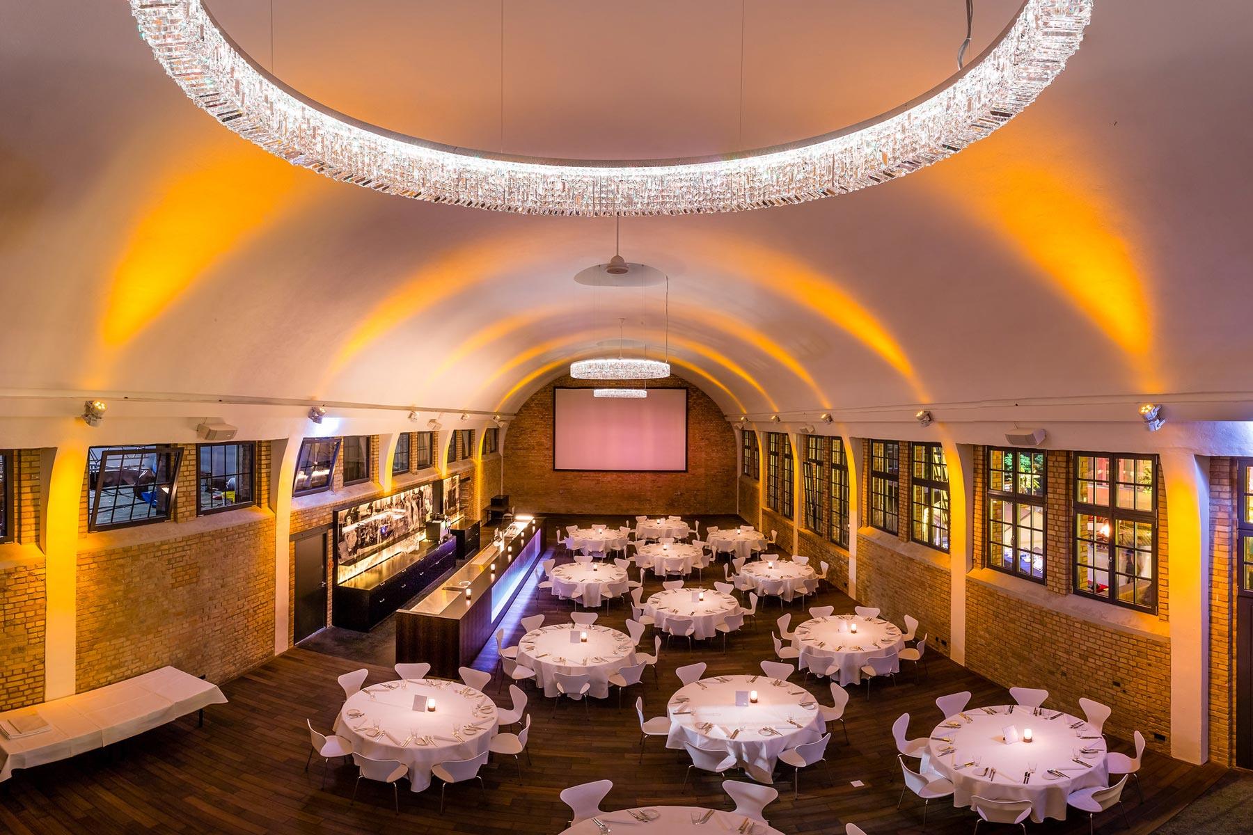 Light + Building 2018 Light + Building 2018 The Best Exhibitors at Light + Building 2018 Restaurant Kesselhaus Hauptbild
