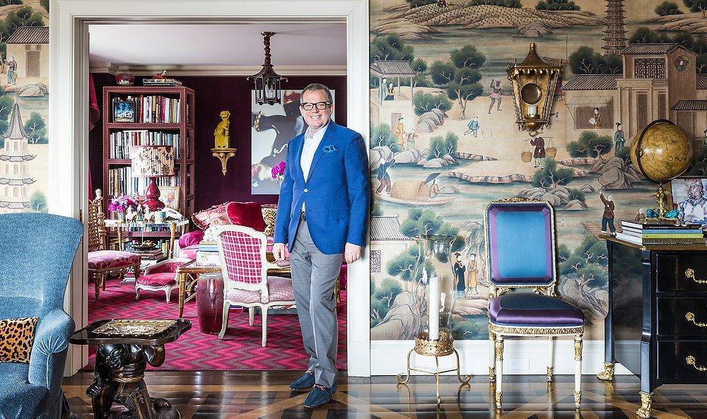 Alex Papachristidis Top Interior Designers: All About Alex Papachristidis alex papachristidis lead