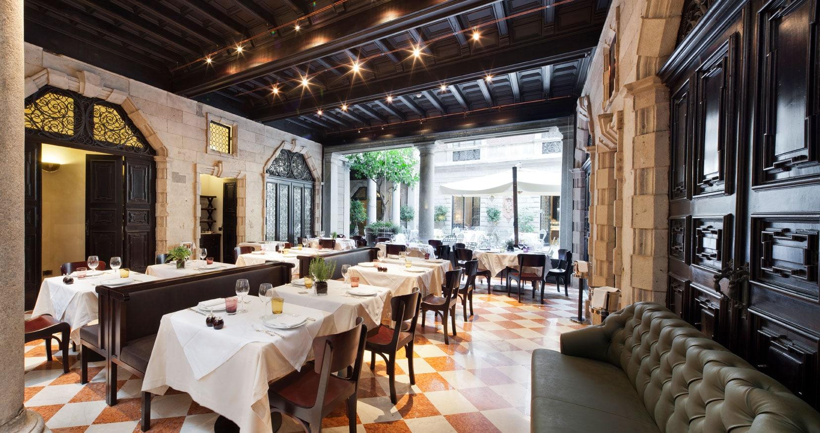 Best Places in Milan Best Places in Milan The Best Places in Milan for Your Instagram Feed salumaio montenapoleone patio 2