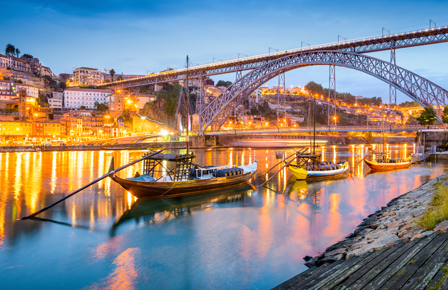 reasons to attend the luxury design & craftsmanship summit 3 Reasons To Attend The Luxury Design & Craftsmanship Summit FEATURE Porto Portugal Cityscape 000051839122 XXXLarge 1