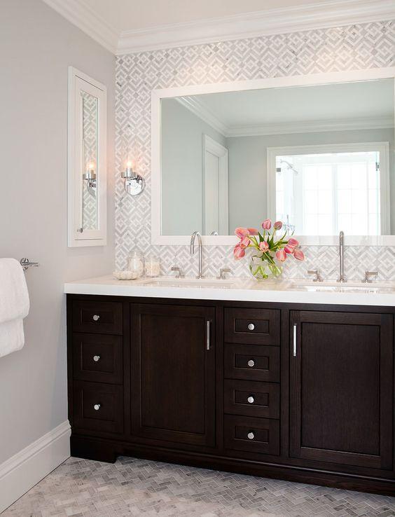 5 Grey Bathrooms for Every Style 5 grey bathrooms for every style 5 Grey Bathrooms for Every Style 2b55bef4637f921fe743670bf7ddd6bd