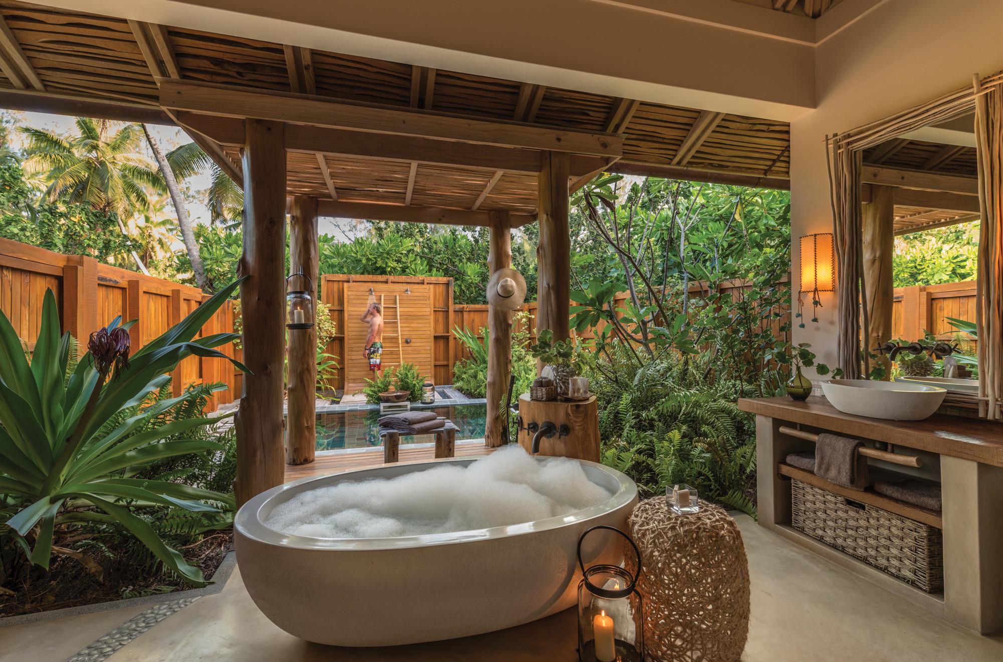 5 Fresh Design Ideas For An Outdoor Shower