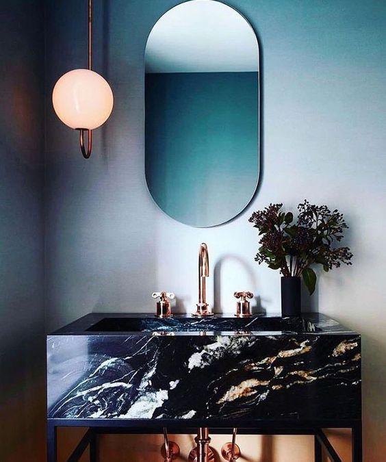 black marble,luxury bathrooms, marble bathroom  black marble Join the Dark Side: Black Marble for Luxury Bathrooms black marble bathrooms 2