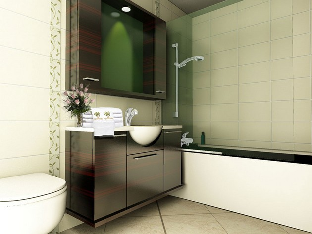 How To Decorate Small Luxury Bathrooms How To Decorate Small Luxury Bathrooms 21
