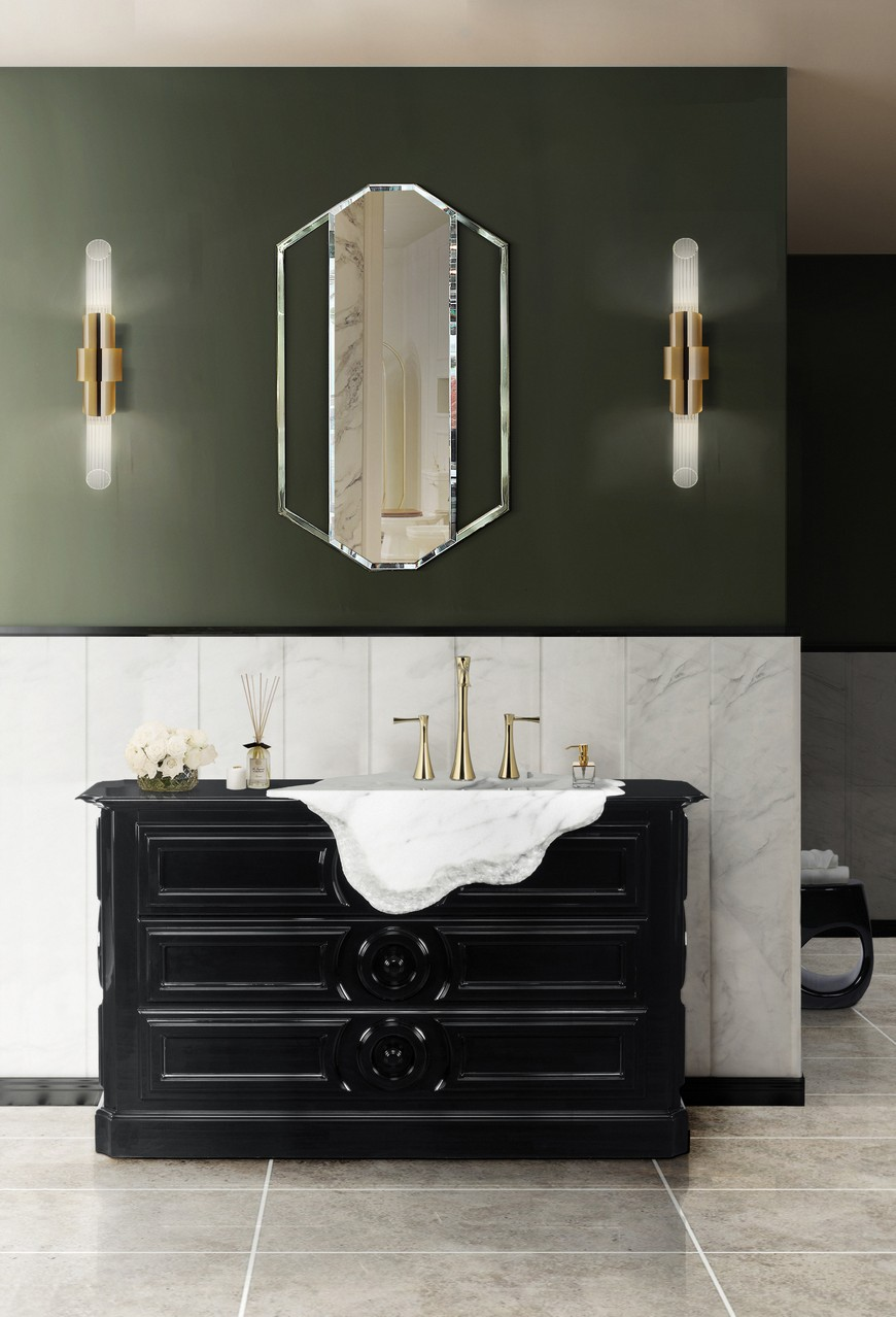 Marvelous Washbasins Take Inspiration From These Marvelous Washbasins – Part I Take Inspiration from these Bathroom Collections for the Winter Season 6