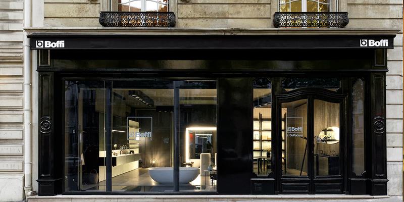 Top Luxury Bathroom Stores in Paris, Paris, Interior Design, Design Stores Paris, Design Stores, Maison Valentina, Design Agenda, Best of Paris, Stores Paris top luxury bathroom stores in paris Top Luxury Bathroom Stores in Paris boffi