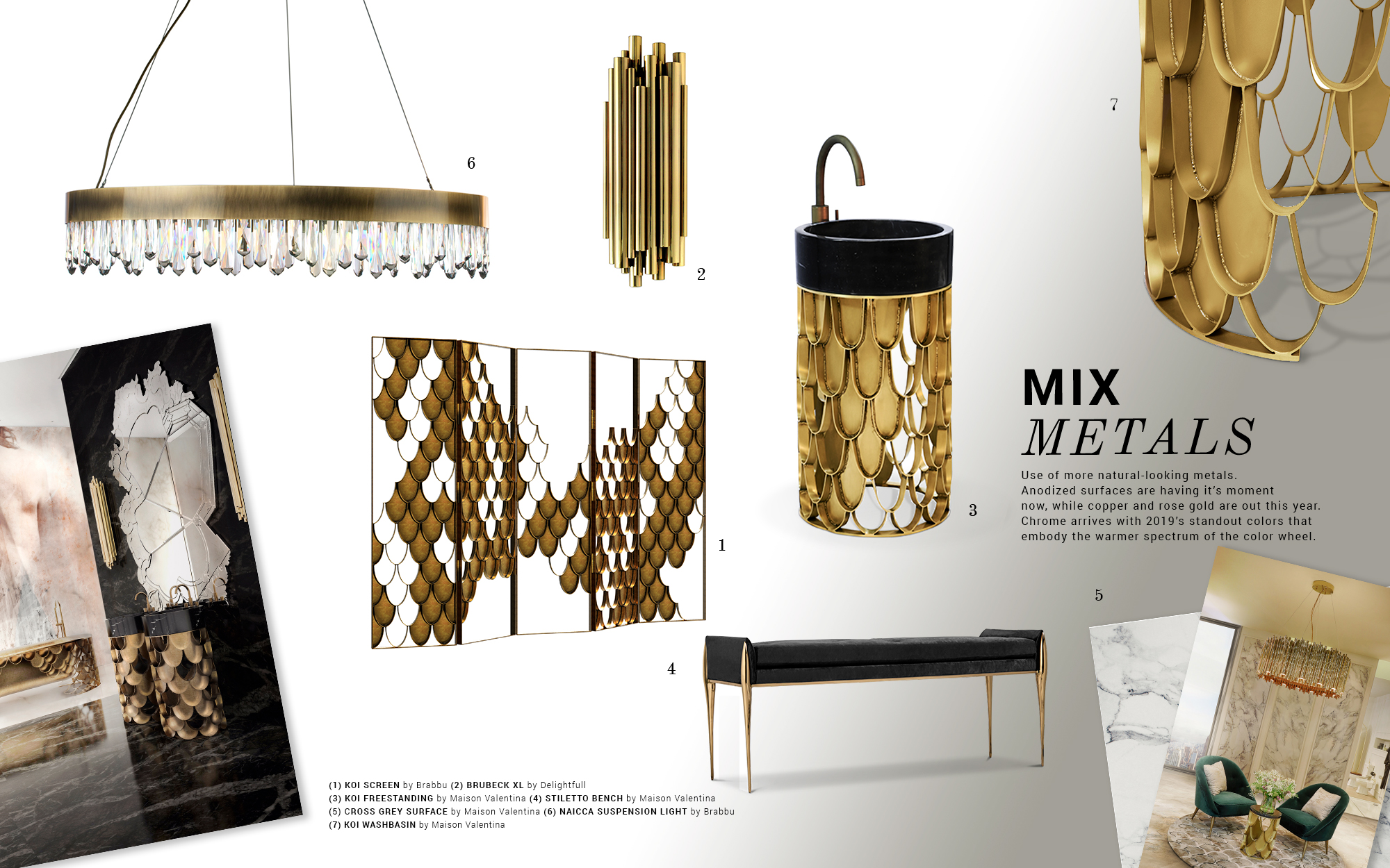 Maison Valentina Design Trends From M&O 2019 mood board 5 2