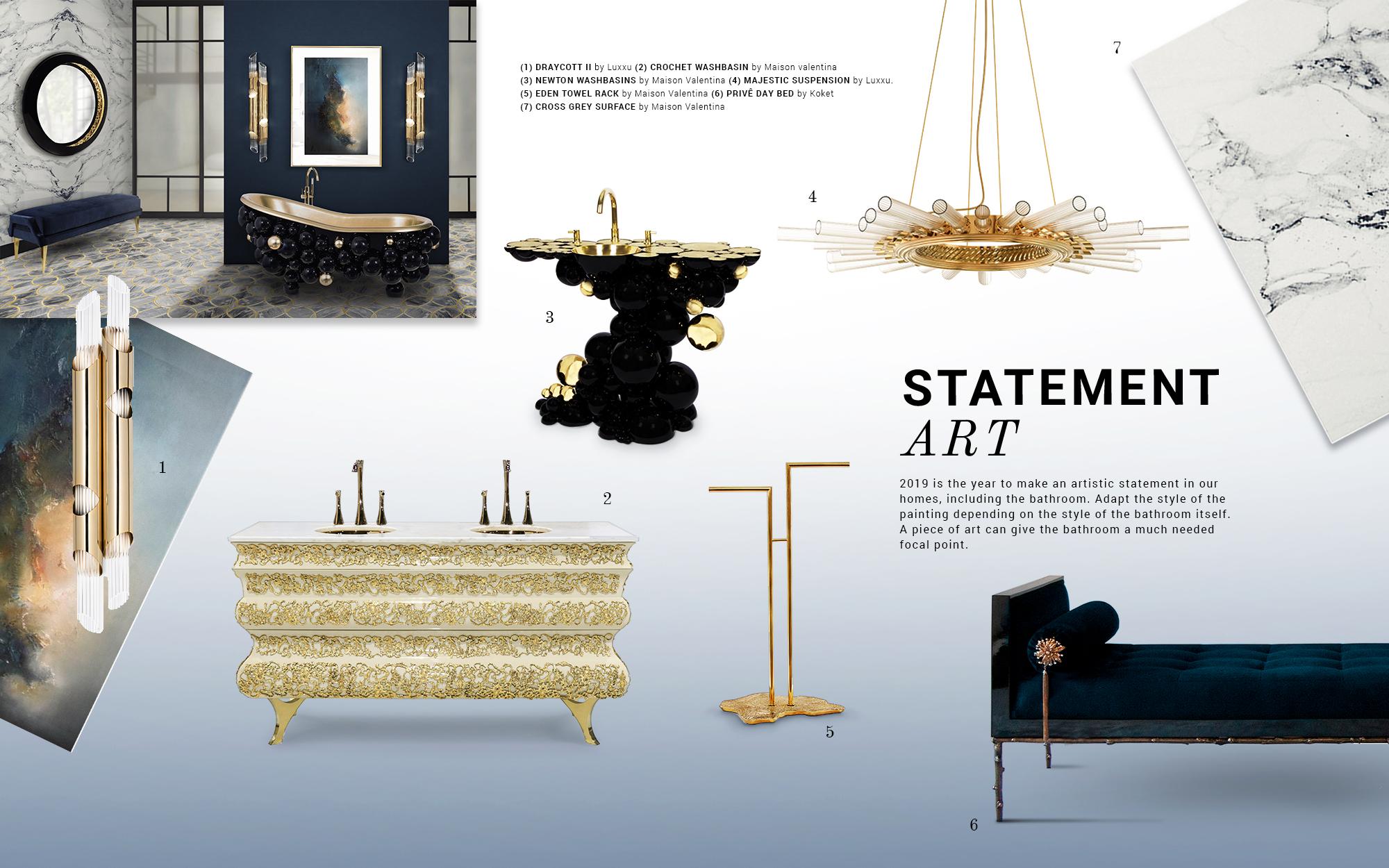Maison Valentina Design Trends From M&O 2019  Maison Valentina Design Trends From M&O 2019 mood board 6