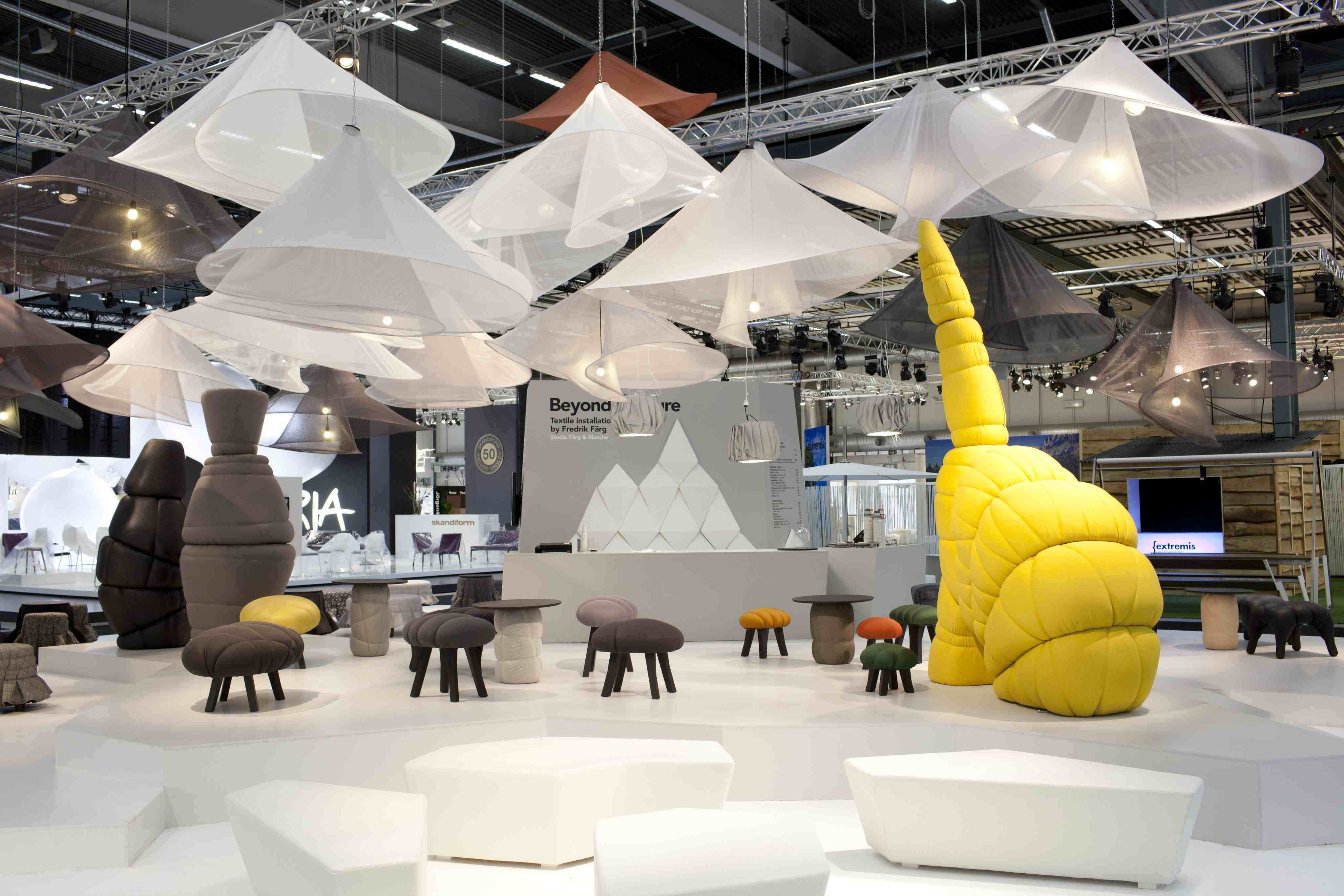 Highlights of Stockholm Furniture 2019, Nordic Design Fair, Interior Design, Sweden, Stockholm, Design agenda Europe, Nordic design, Luxurious Design