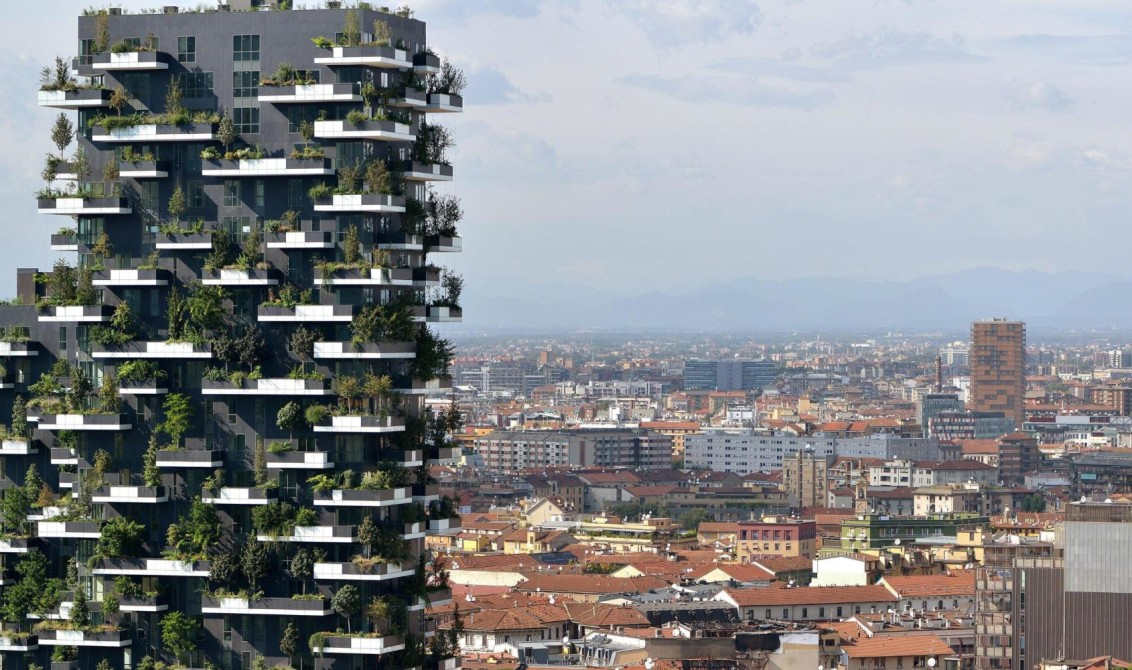 milan Enjoy The Best of Milan Architecture – iSaloni 2019 o BOSCO VERTICALE facebook 1132x670
