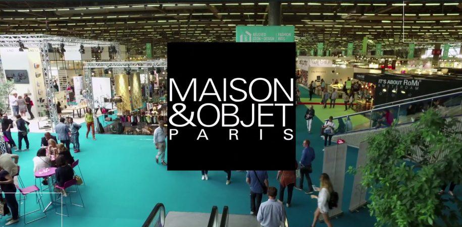 Maison et Objet, interior design , stand, designer, design event maison et objet Maison et Objet – September 2019 Edition Maison Et Objet 2019 Event Guide 1 915x450