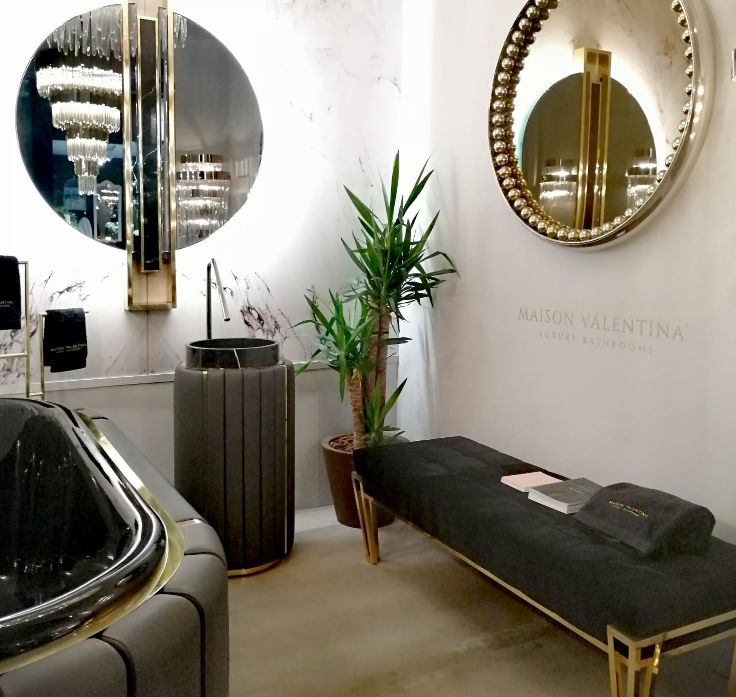 hábitat valencia 2019 Amazing Bathroom Design Inspirations From Hábitat Valencia 2019 luxxu stand valencia 2
