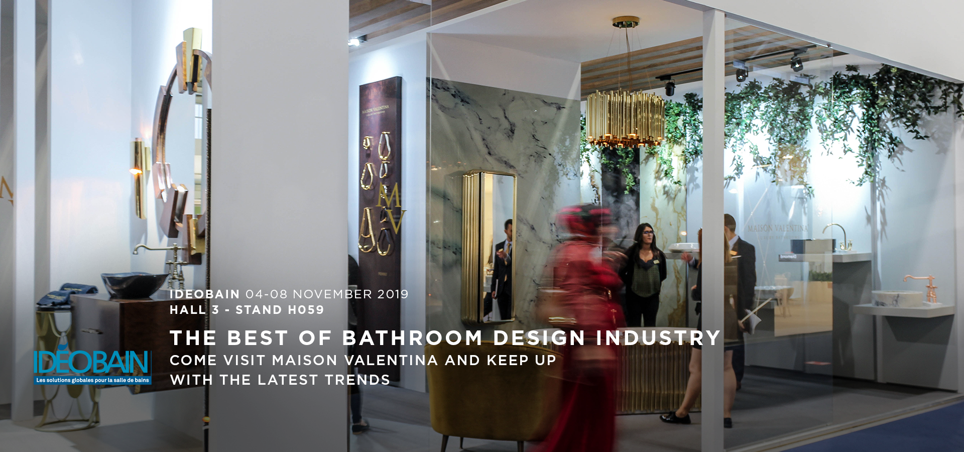 idéobain 2019 Idéobain 2019 – Everything About The French Bathroom Design Event id  obain